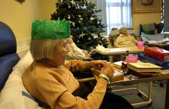 older people in hospital