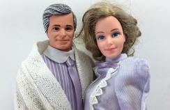 Grandma Barbie and Grandpa Ken