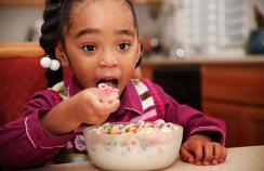 Food high in sugar