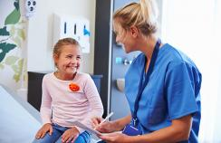 doctor child