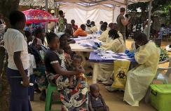 ebola centre