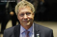 Seth Berkley, chief executive officer of Gavi, the Vaccine Alliance