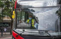 london bus driver