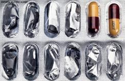 antibiotics packet
