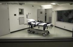 A room for lethal injections