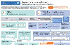 Acute coronary syndromes: summary of updated NICE guidance