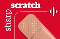 Sharp Scratch logo