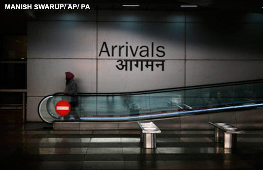 India's health ministry inspects airports for Ebola preparedness