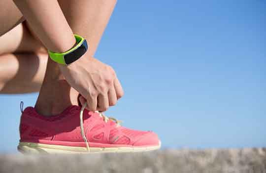 wearable fitness device