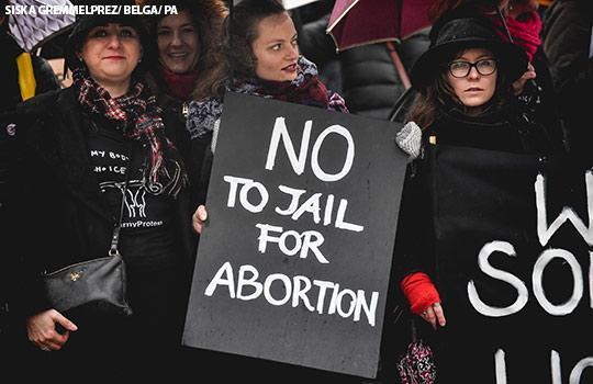 Decriminalisation of abortion
