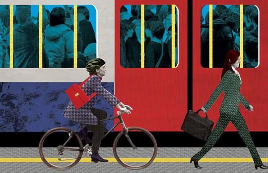 Active commuting is beneficial for health