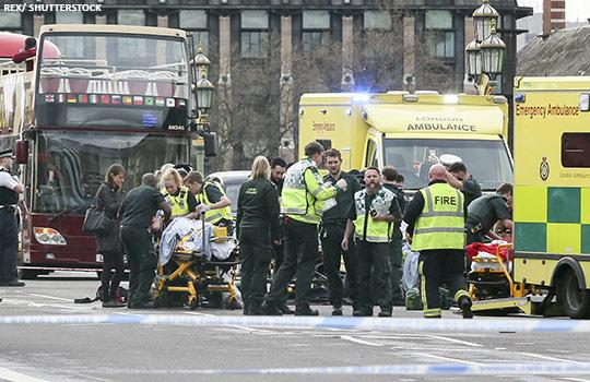 The Westminster terror attack