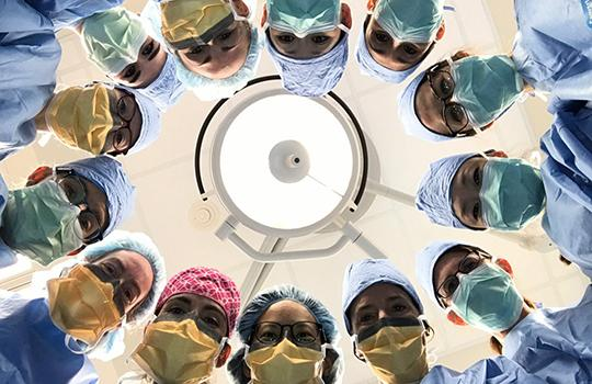 I Look Like A Surgeon