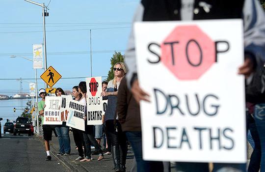 stop drug deaths