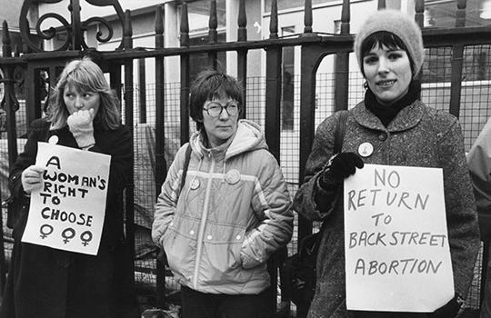 abortion 1970s
