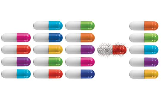 Prickly pills